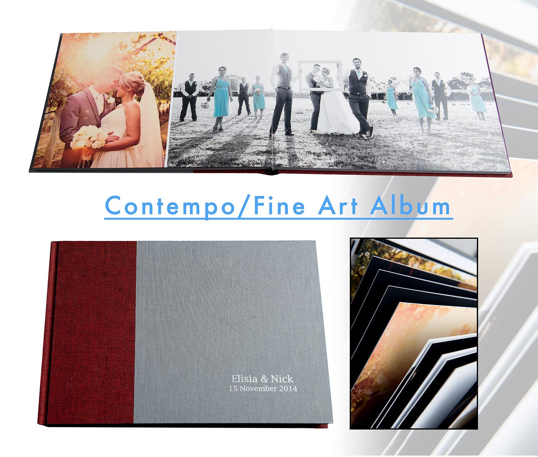 Click to view Contempo & Fine Art Album