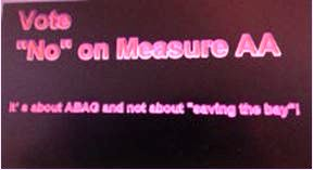 No on Measure AA