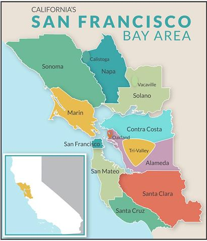 Bay Area Counties