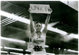 In this 1979 movie Norma Rae stands up for what is right. We should all do the same today.