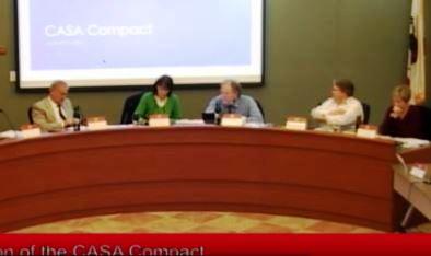 CASA Compact Rohnert City Council