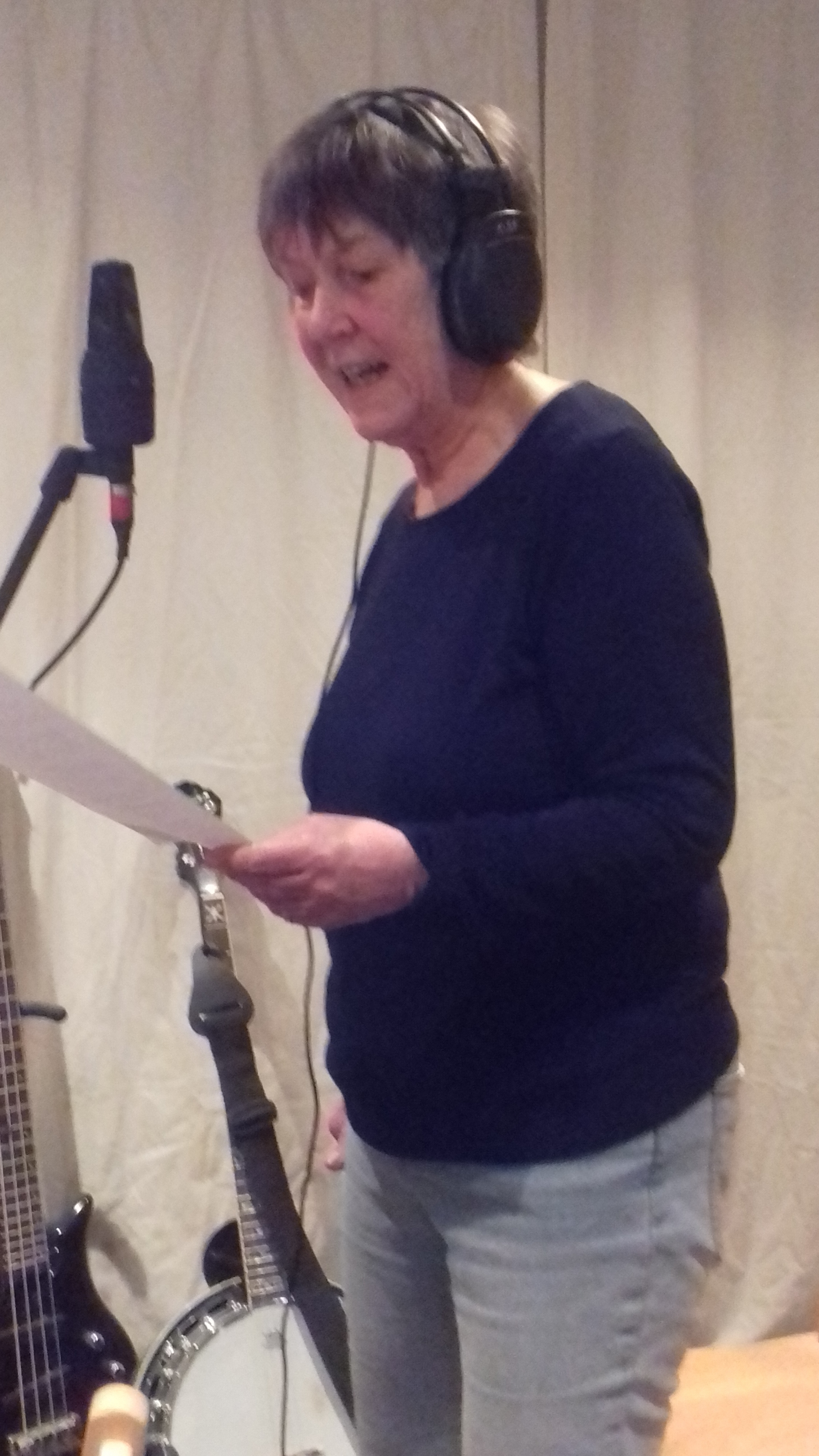 lillian recording