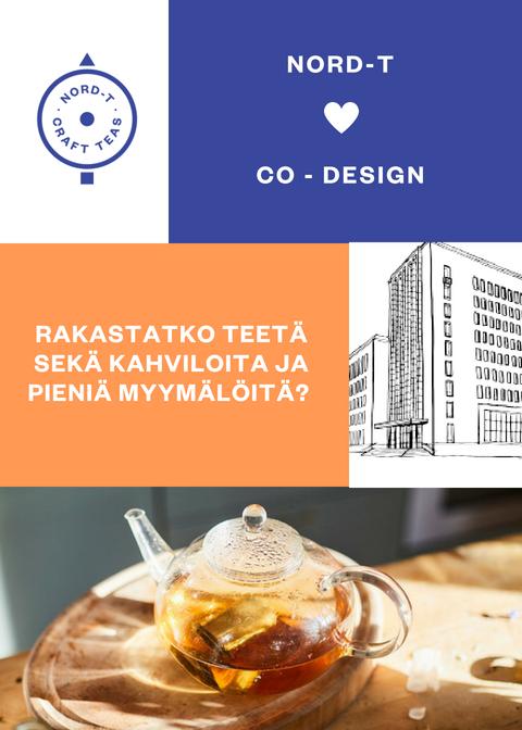 NORD-T co-design on Finnish tea culture1