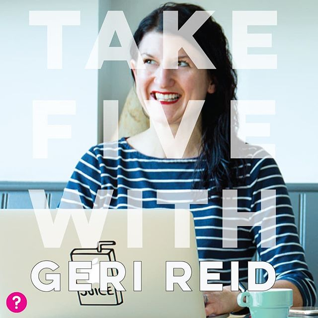 """I am a visual designer at Lloyds Bank, the UK's largest retail bank. I'm currently the #UI lead in a #design systems team."" Geri Reid tells #TakeFiveWith about her passion for her work and why she's become an #Accessibility champion. You can read her interview on our website's newspage or use the link here: http://bit.ly/2ZuRsnw  #a11y #Accessibility #Accessible #AccessibleDesign #Coding #CodingLife #Creative #Creativity #CreativeDesign #Design #DesignThinking #Digital #InclusiveDesign #Interview #Mentoring #STEM #SystemsDesign #UI #UIDesign #WomenInStem #WomenWhoCode"