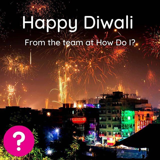 #HappyDiwali to everyone celebrating the the festival of lights this weekend!  #happydiwali🎉 #diwali #diwali2019