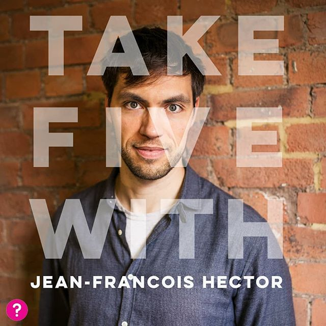 """""""I really believe that for someone that works very closely with both design & development teams, it's very easy to make an impact."""" Jean-Francois Hector from @theappbusiness shares his thoughts on how we can make the web more accessibility friendly in today's issue of #TakeFiveWith.  Visit our website's news page to read the interview or use the link here: http://bit.ly/33Cctjb  #A11y #Accessible #Accessibility #AccessibleDesign #Apps #Design #Designers #Developers #Development #Digital #DigitalInclusion #Internet #Interview #InclusiveDesign #Tech #TechForGood #UX #UserExperienceDesign #UserExperienceDesigner #Web"""