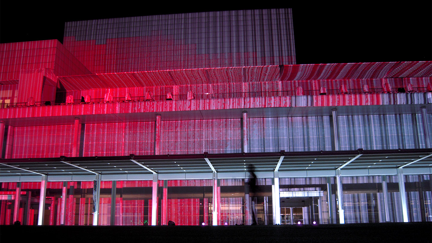 KingPower - Projection mapping