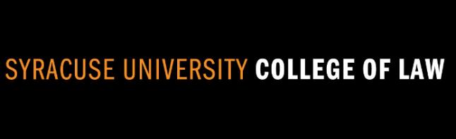 Syracuse U law logo.png