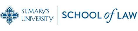 St Marys School of Law logo.png