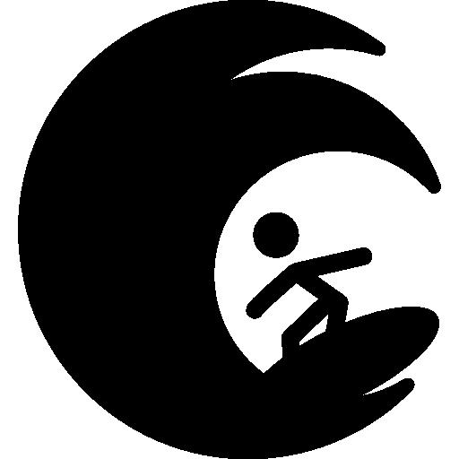 LeaderSurf Wave logo