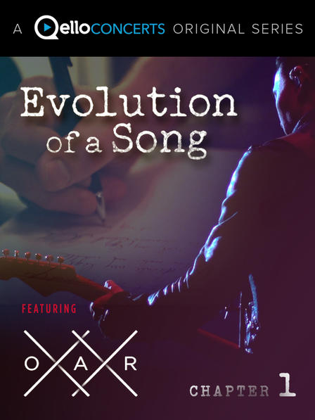 Evolution of a song