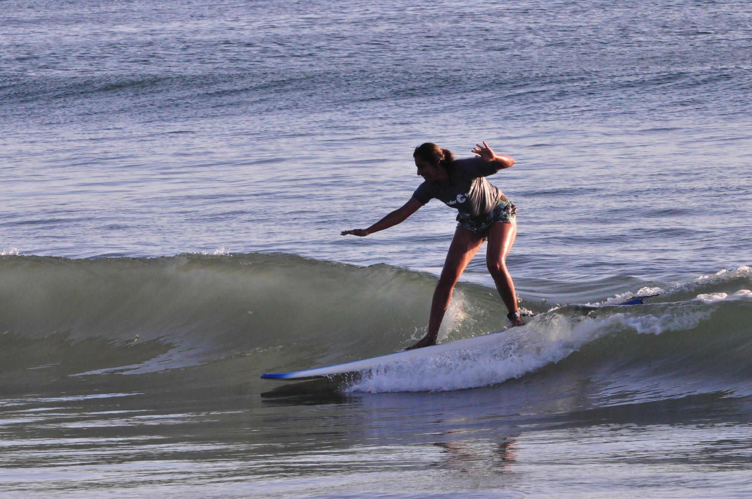 Suhana Surfing