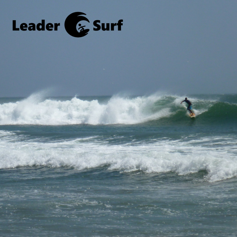 Business lessons from surfing