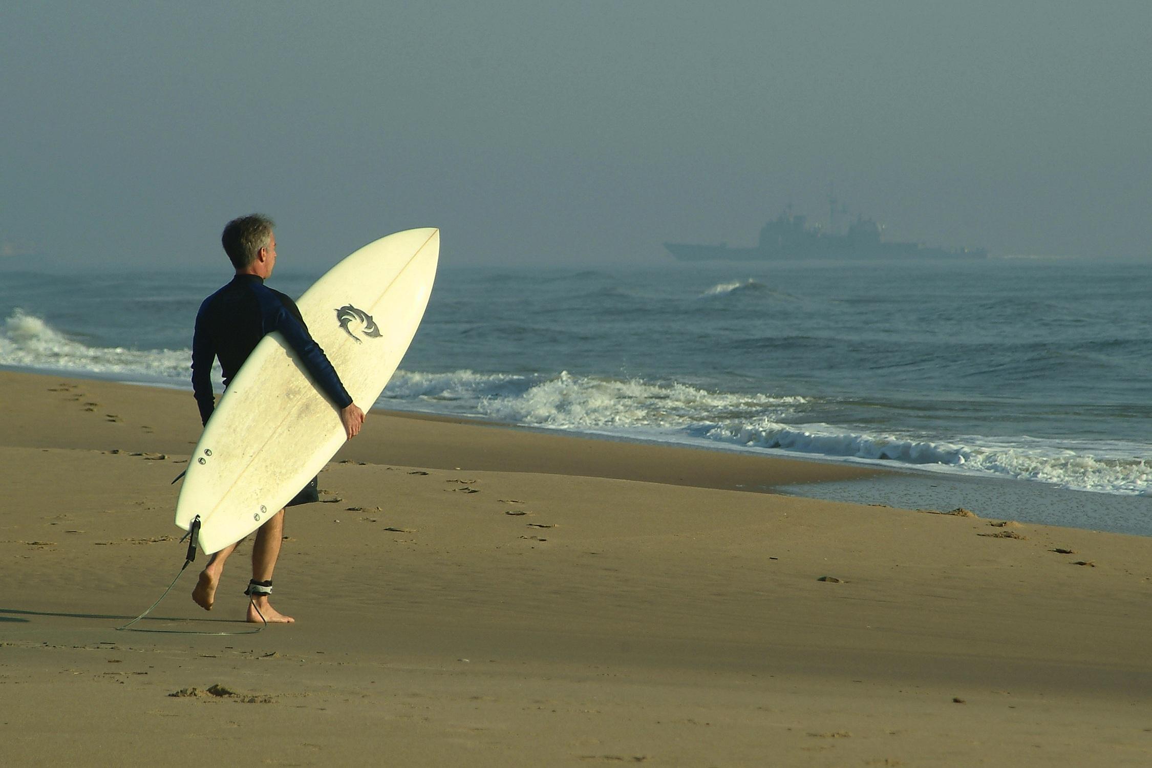 Surfing Entrepreneur