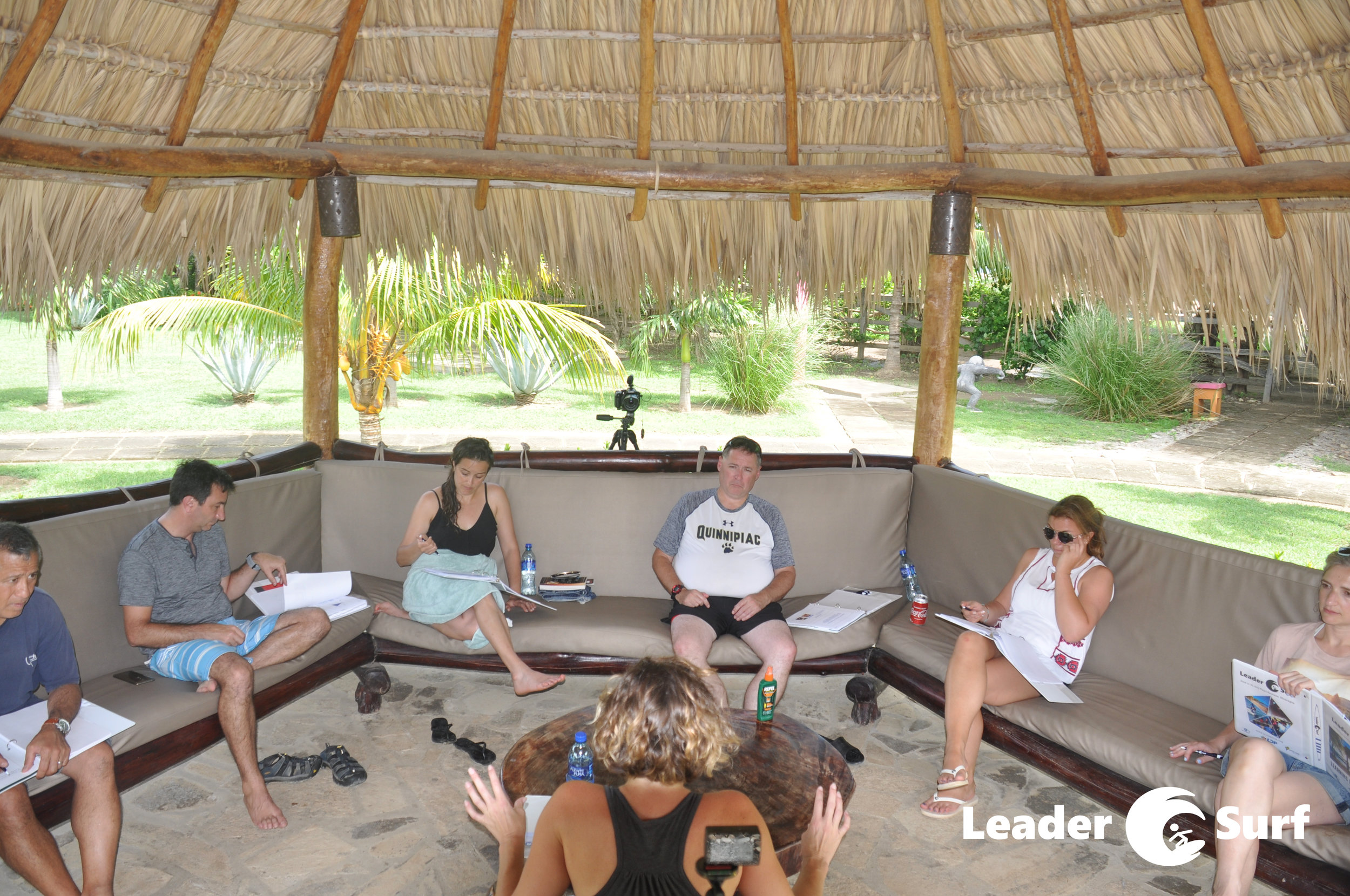 Tiki hut business challenge