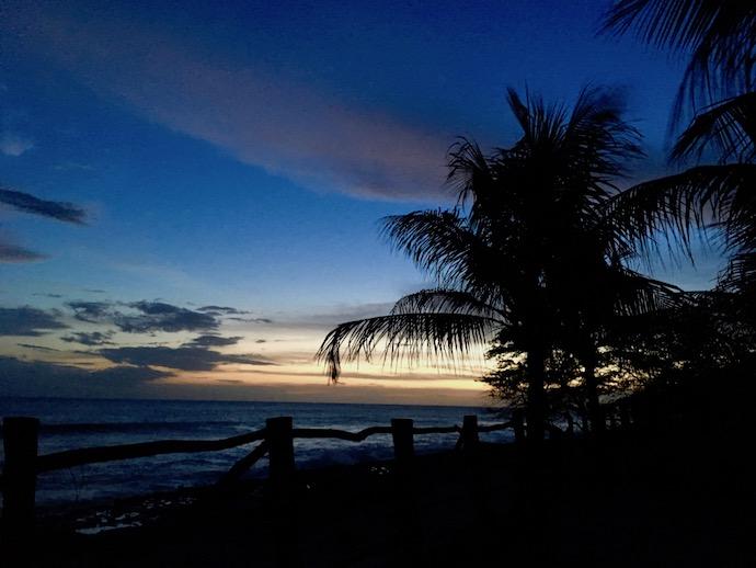 Sunset at Buena Onda