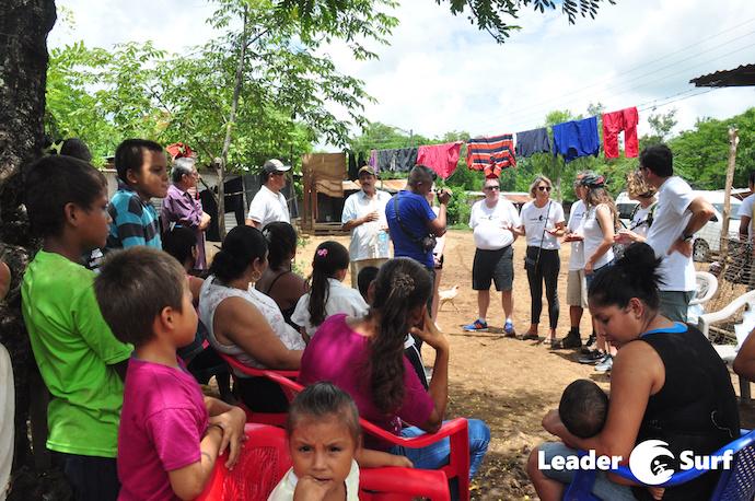 LeaderSurf Water Aid Program