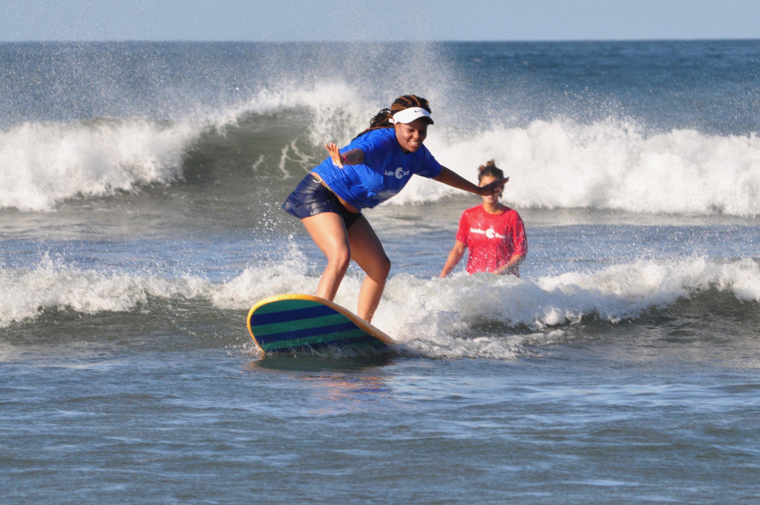 Raven Surfing