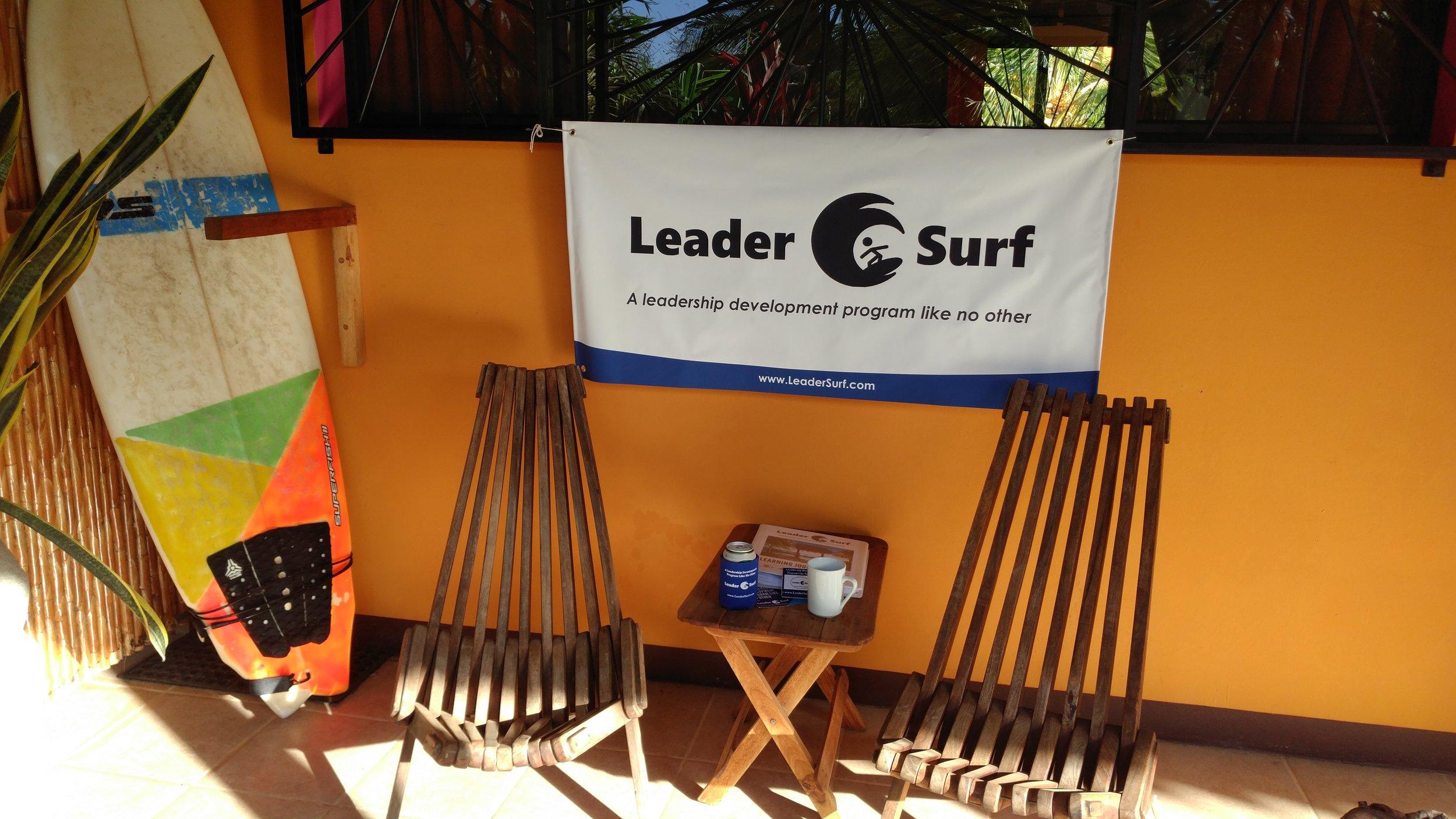 LeaderSurf in Nicaragua