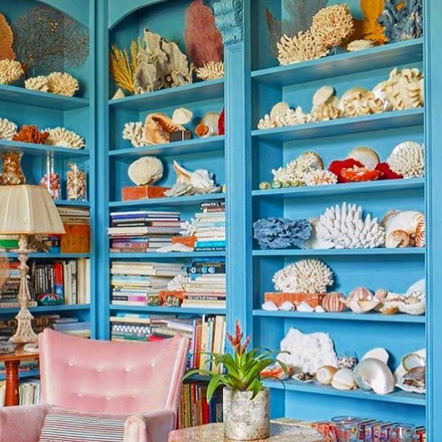 Summer interior vibes from @vogueliving 🦋🦋🦋🦋🦋🦋