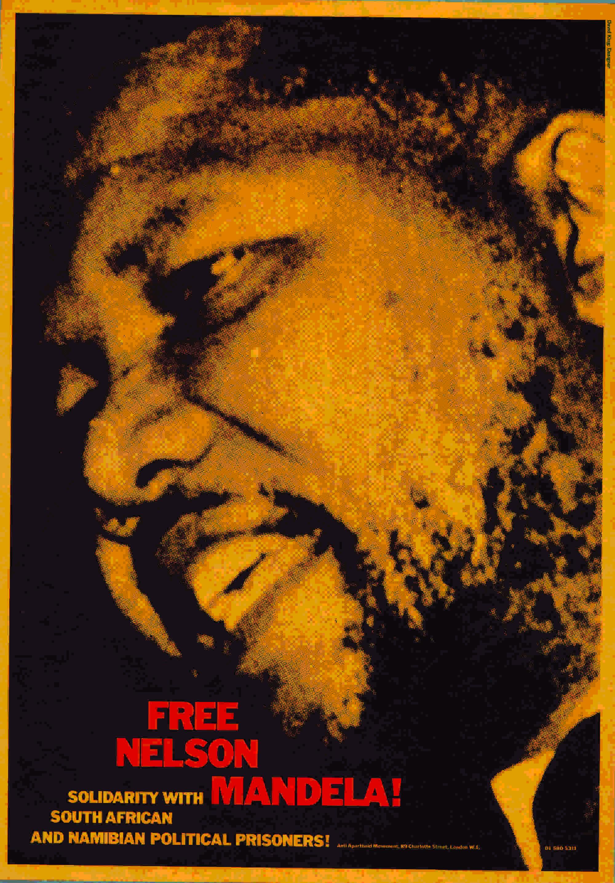 Free Nelson Mandela!