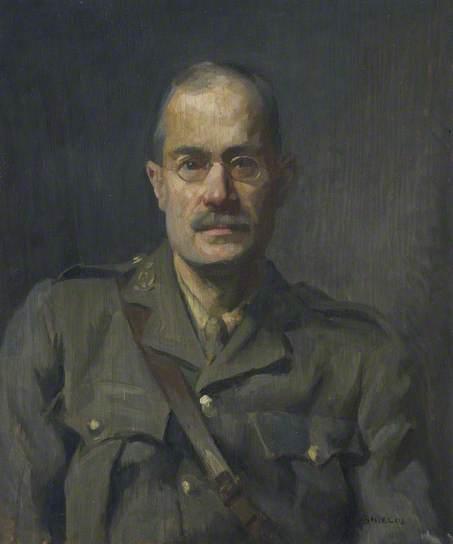 W. H. R. Rivers, Painting by Douglas Gordon Shields, Courtesy of St John's College, University of Cambridge