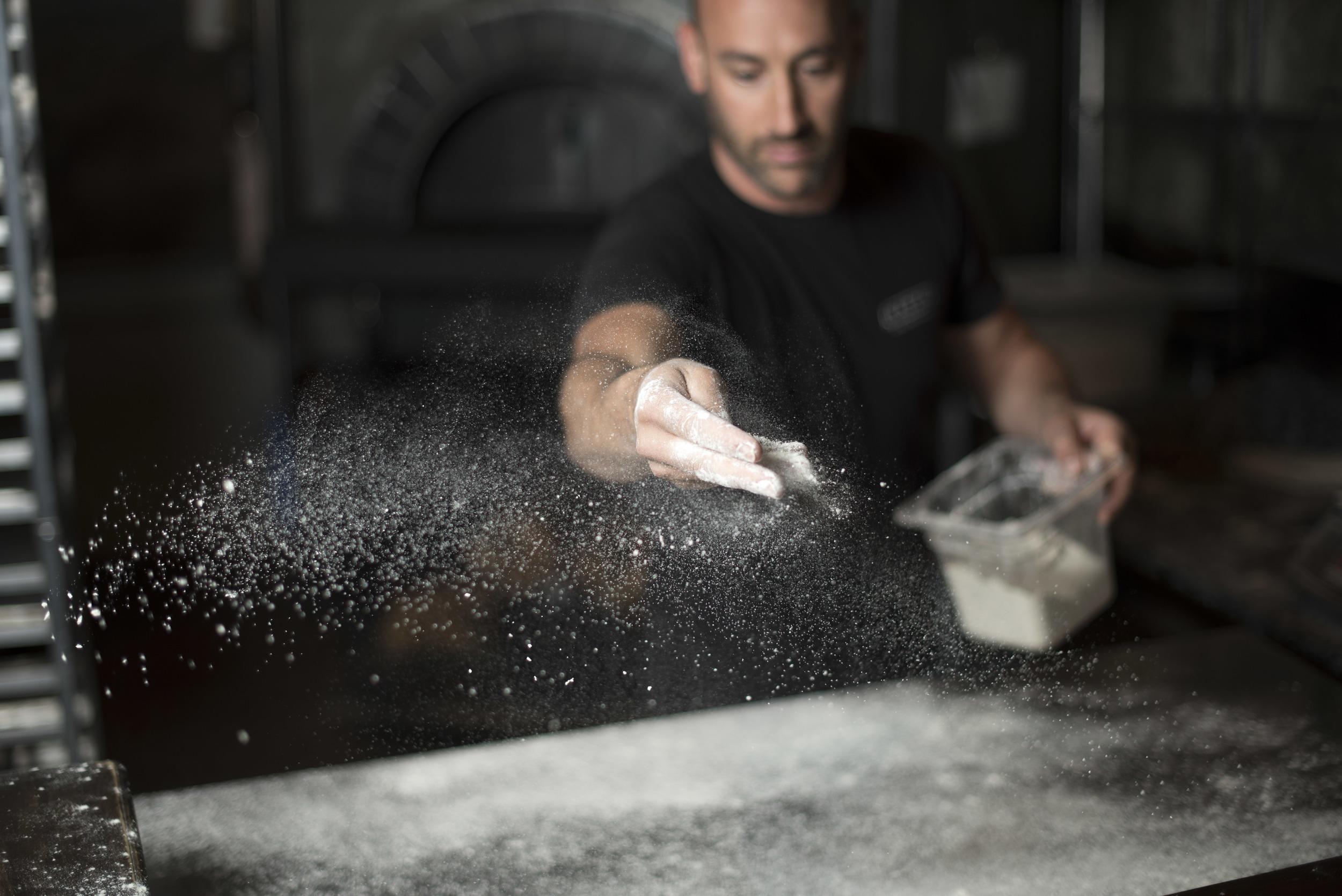 Dan Richer, Owner/Chef of Razza and Arturo's
