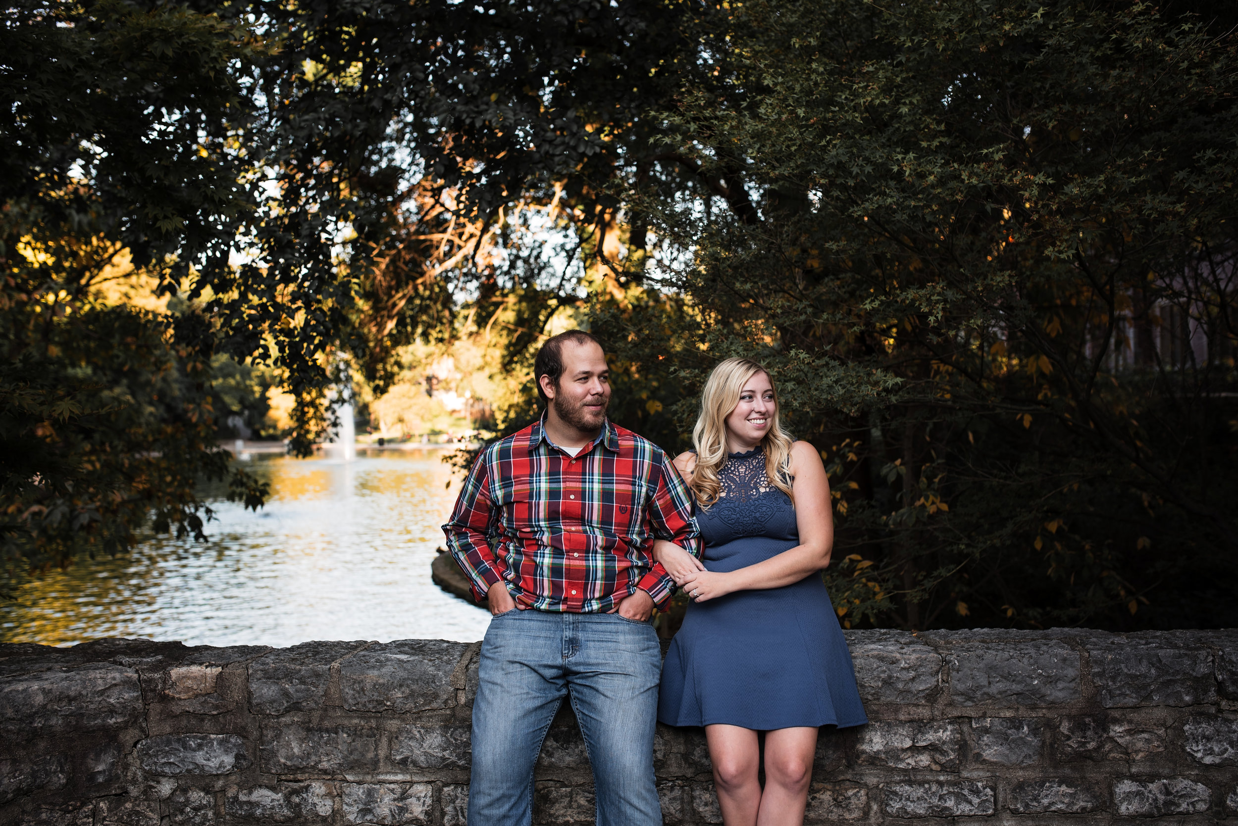 Engagement Pictures Mirror Lake