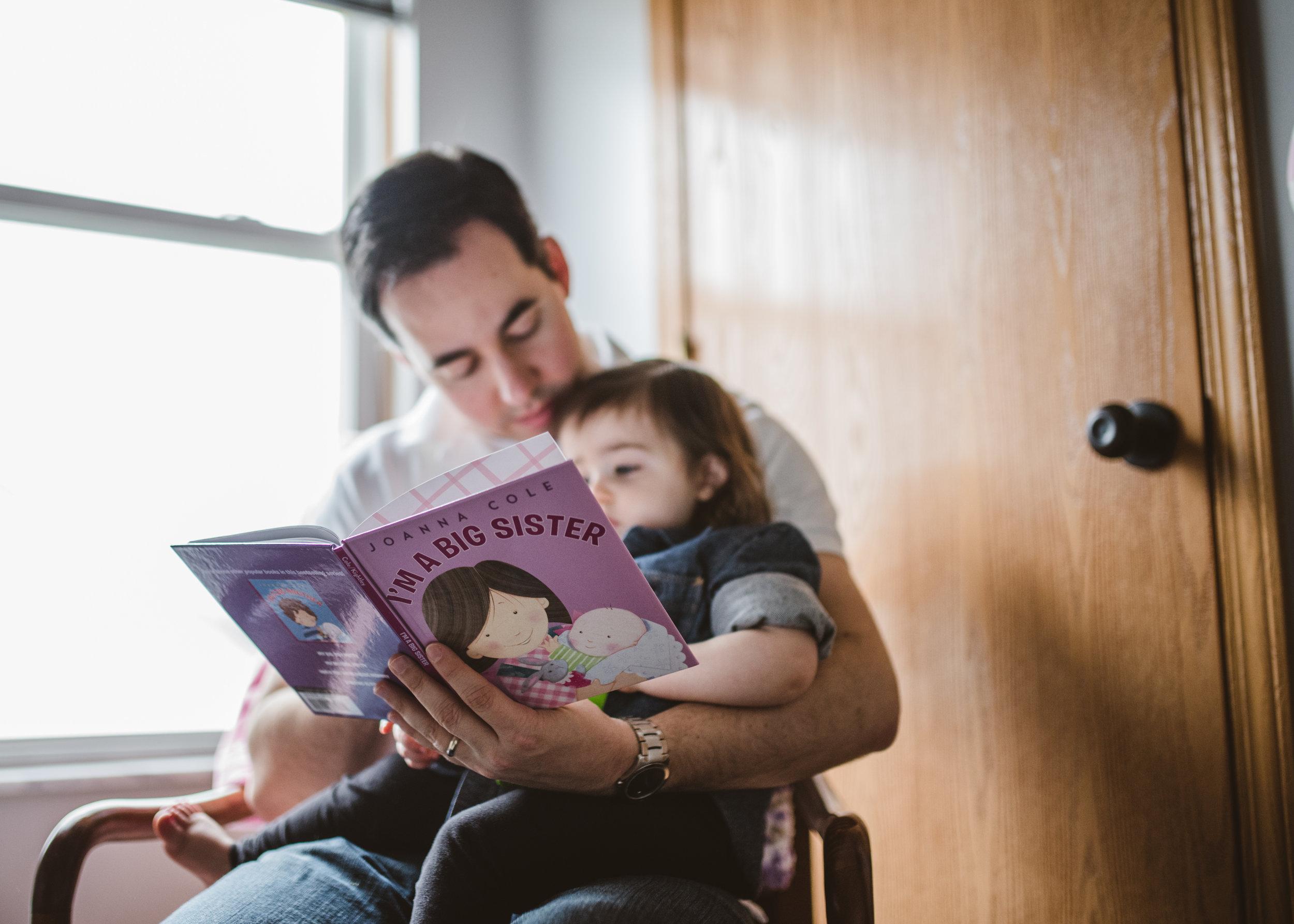 Columbus Ohio Lifestyle Maternity Photographer - Erika Venci Photography