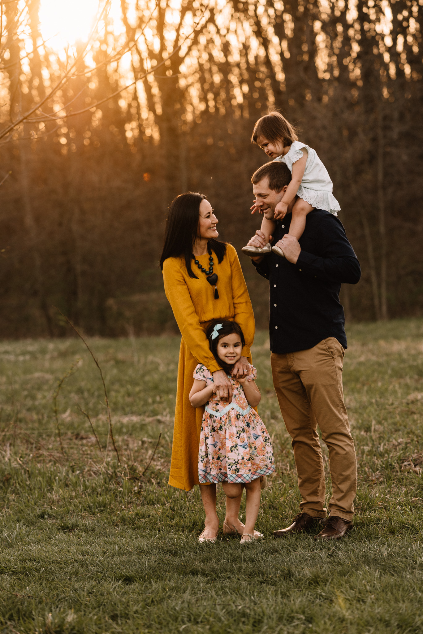 Family-Photographers-Columbus-Ohio-Blendon-Woods