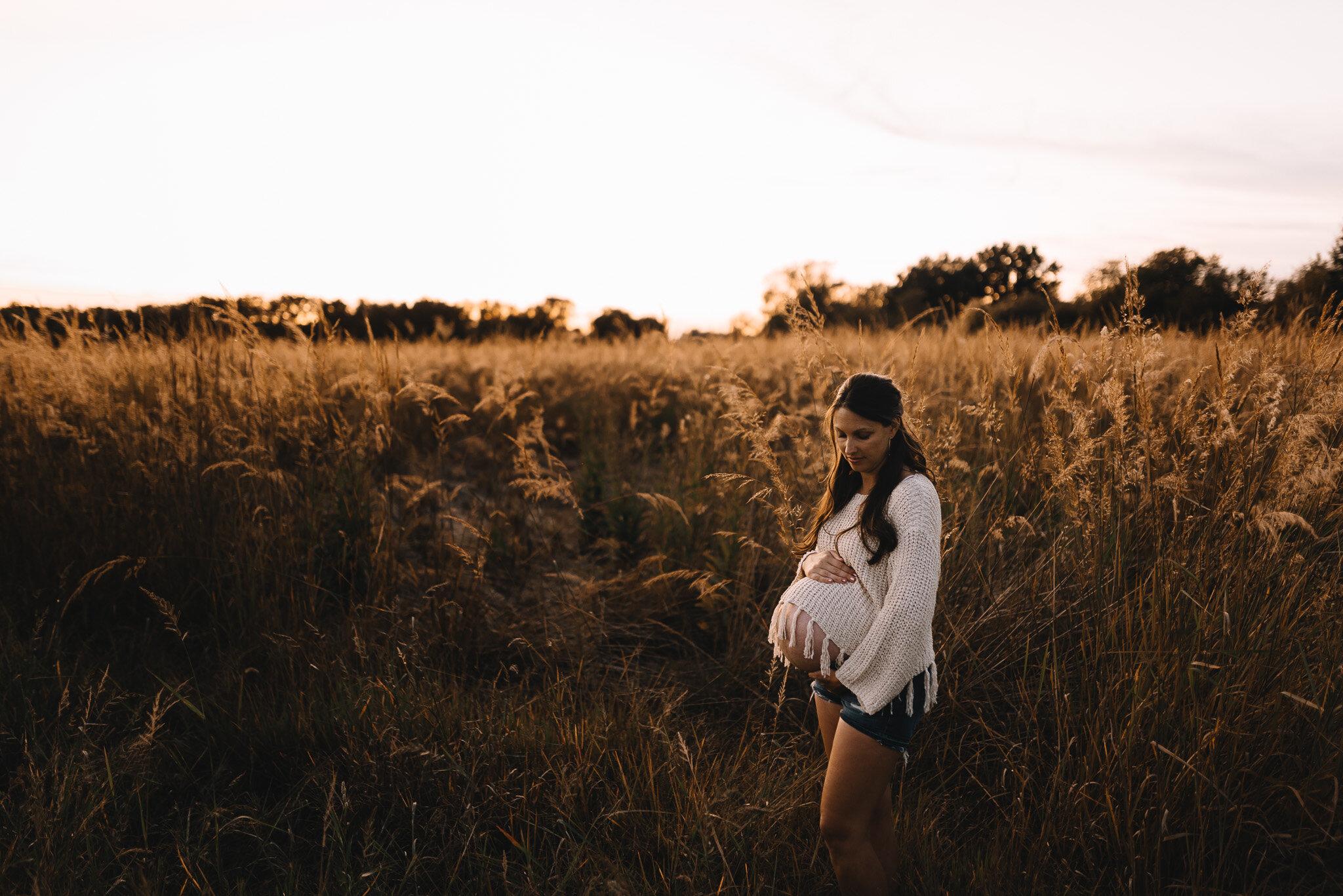 maternity-sunset-photography-columbus-ohio-erika-venci-photography