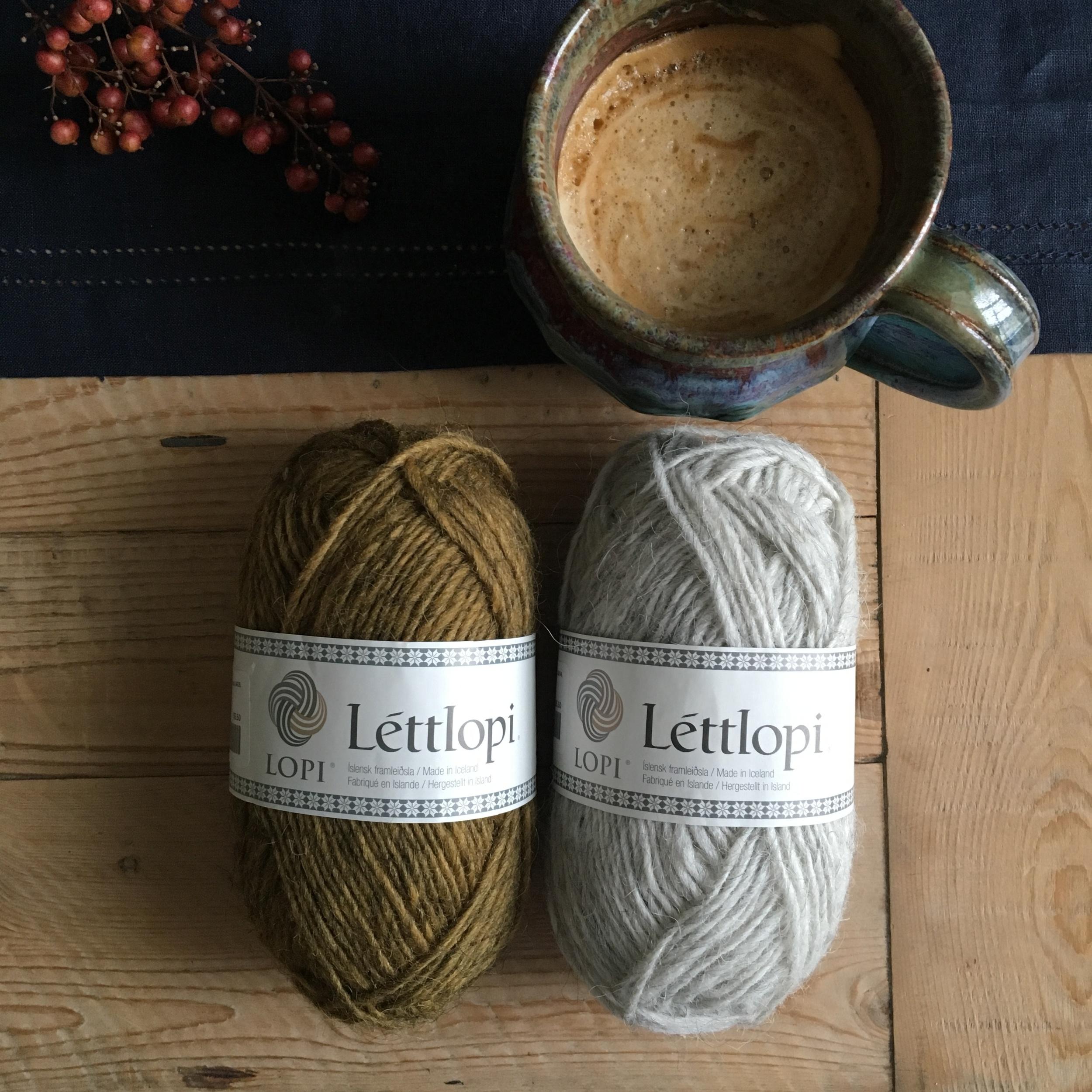 Tolt Yarn and Wool Lettlopi Yarn