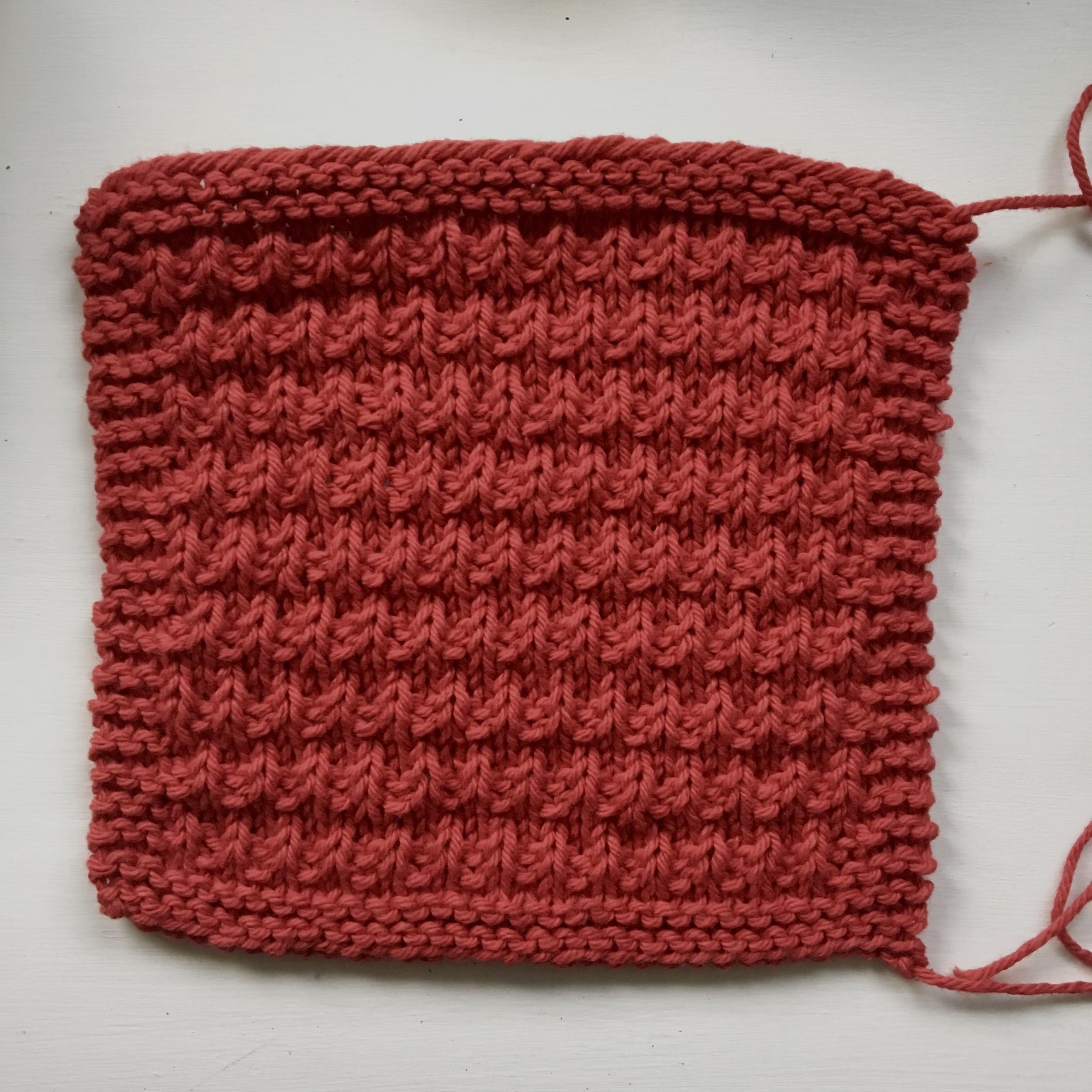 Roman Rib Stitch