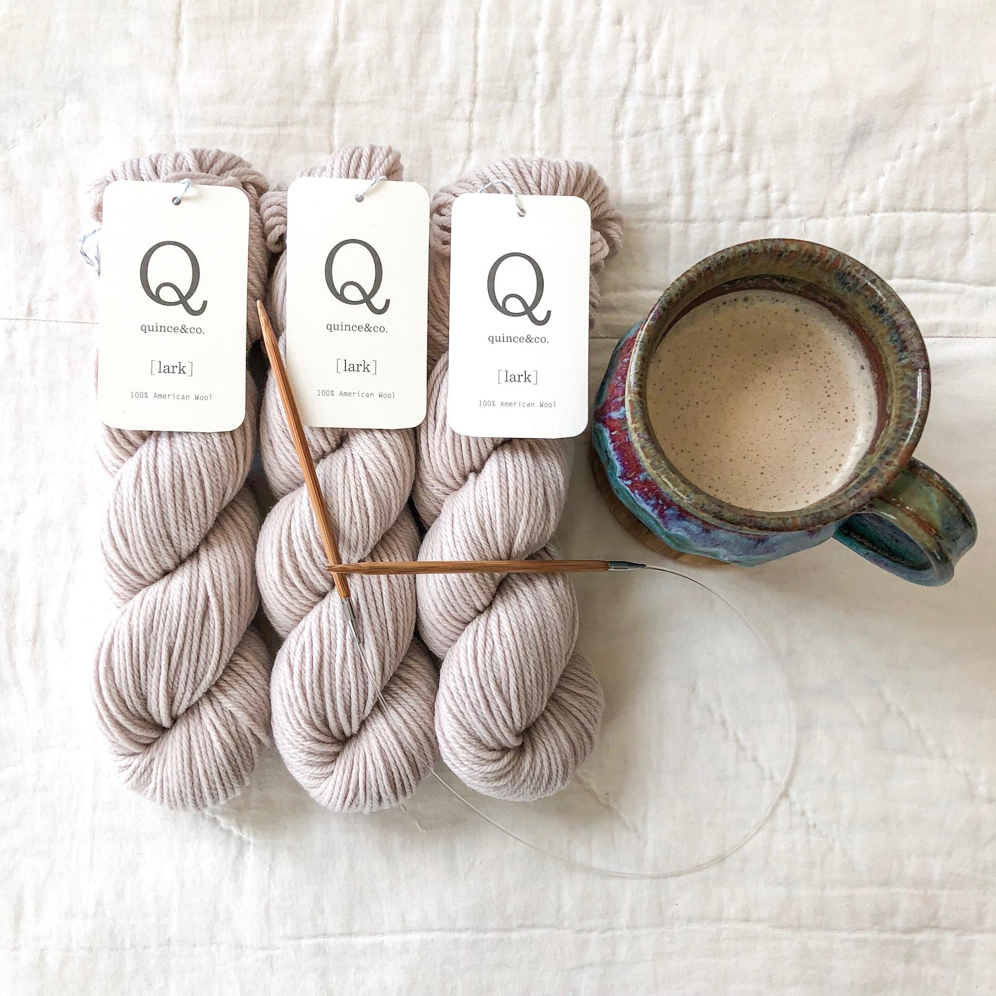 Quince & Co. Lark