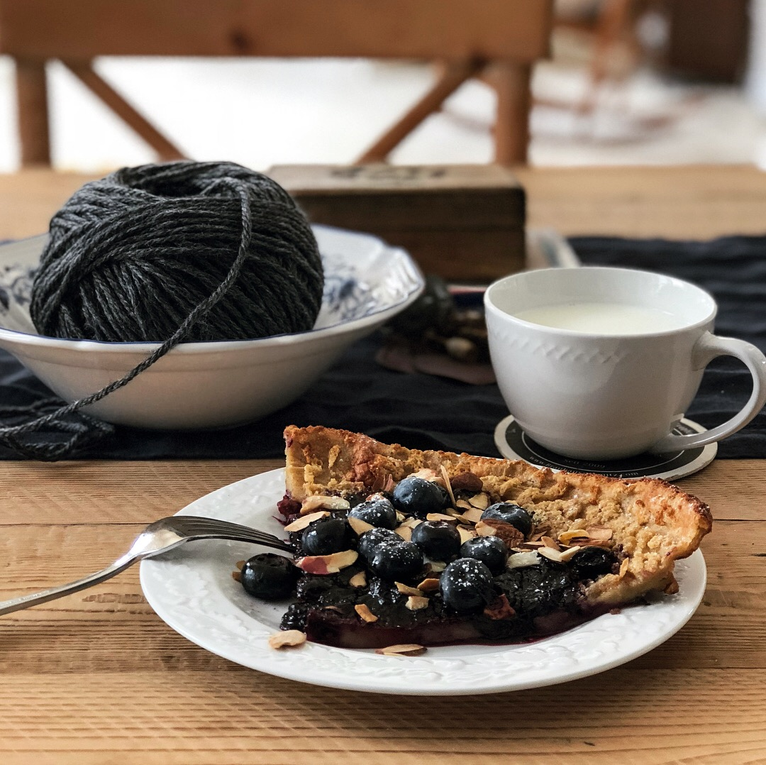 Wool and baking