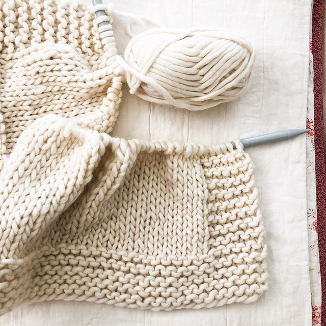 Warm, woolly, squishy goodness. ➰