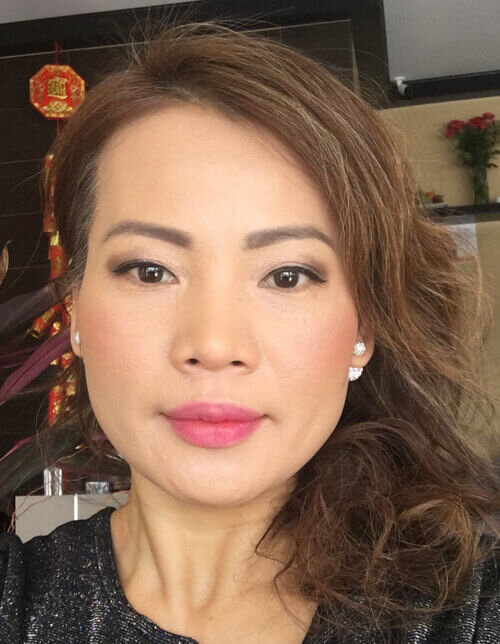 Kim Lu offers microblading, permanent makeup and nail services.