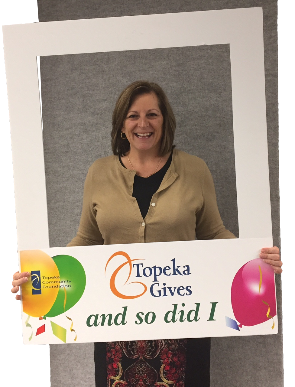 Picture a brighter future for the health of Topeka.   - Then picture yourself making it happen.