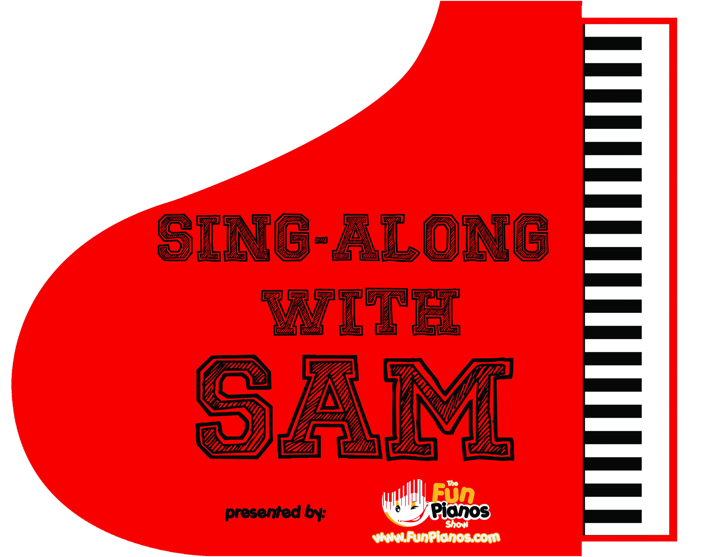 sing-along with sam logo