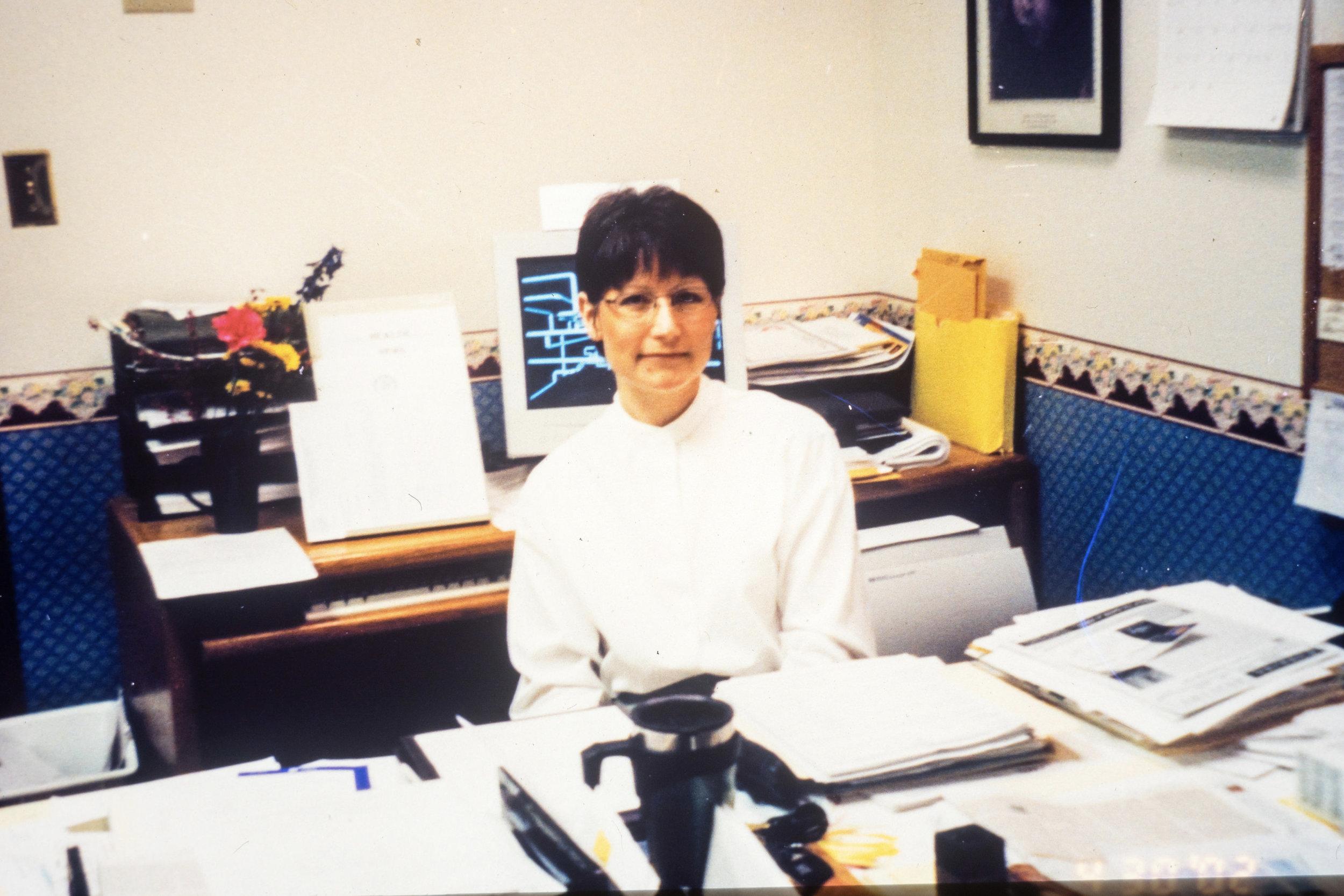 Former Executive Director Karlen Jones