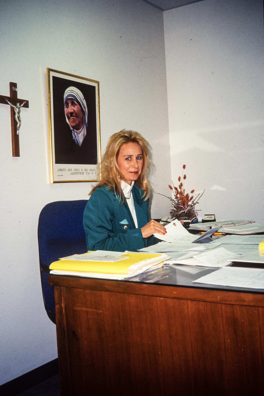 Former Executive Director Sandra Parker Lyon