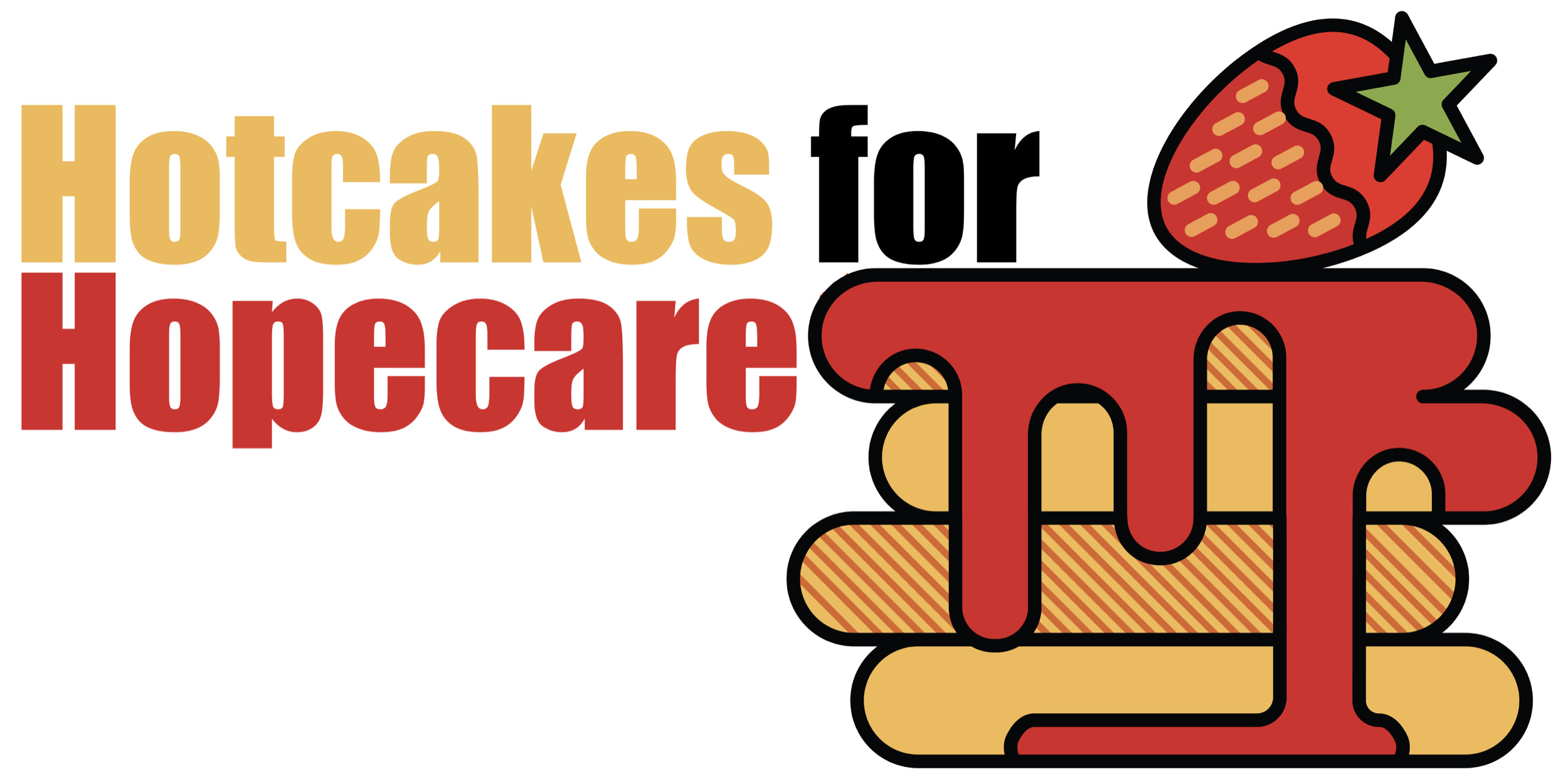 Hotcakes for Hopecare logo