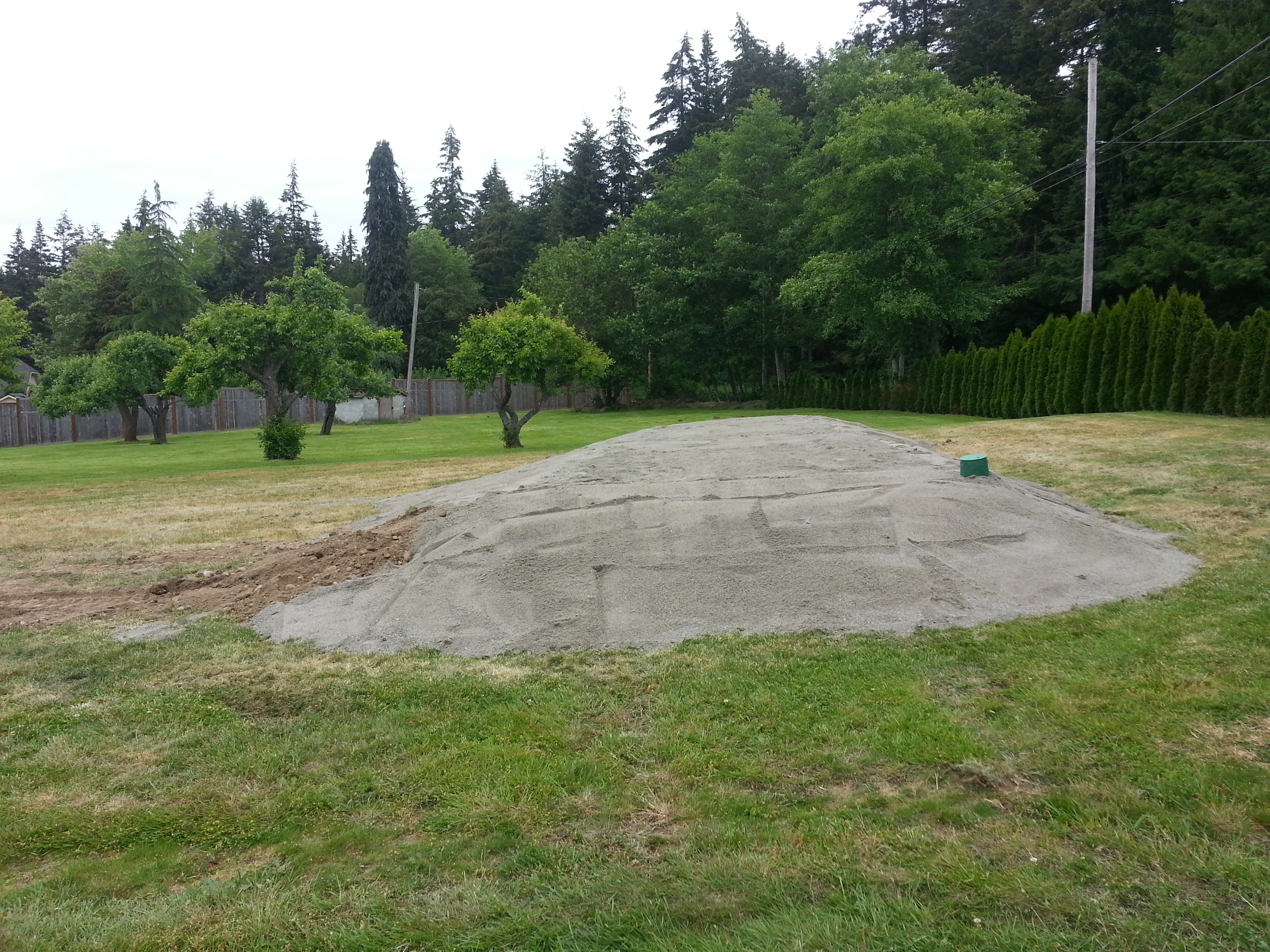 Septic Design & Soils Evaluation (PERC),  in Skagit, Snohomish, Island & Whatcom Counties