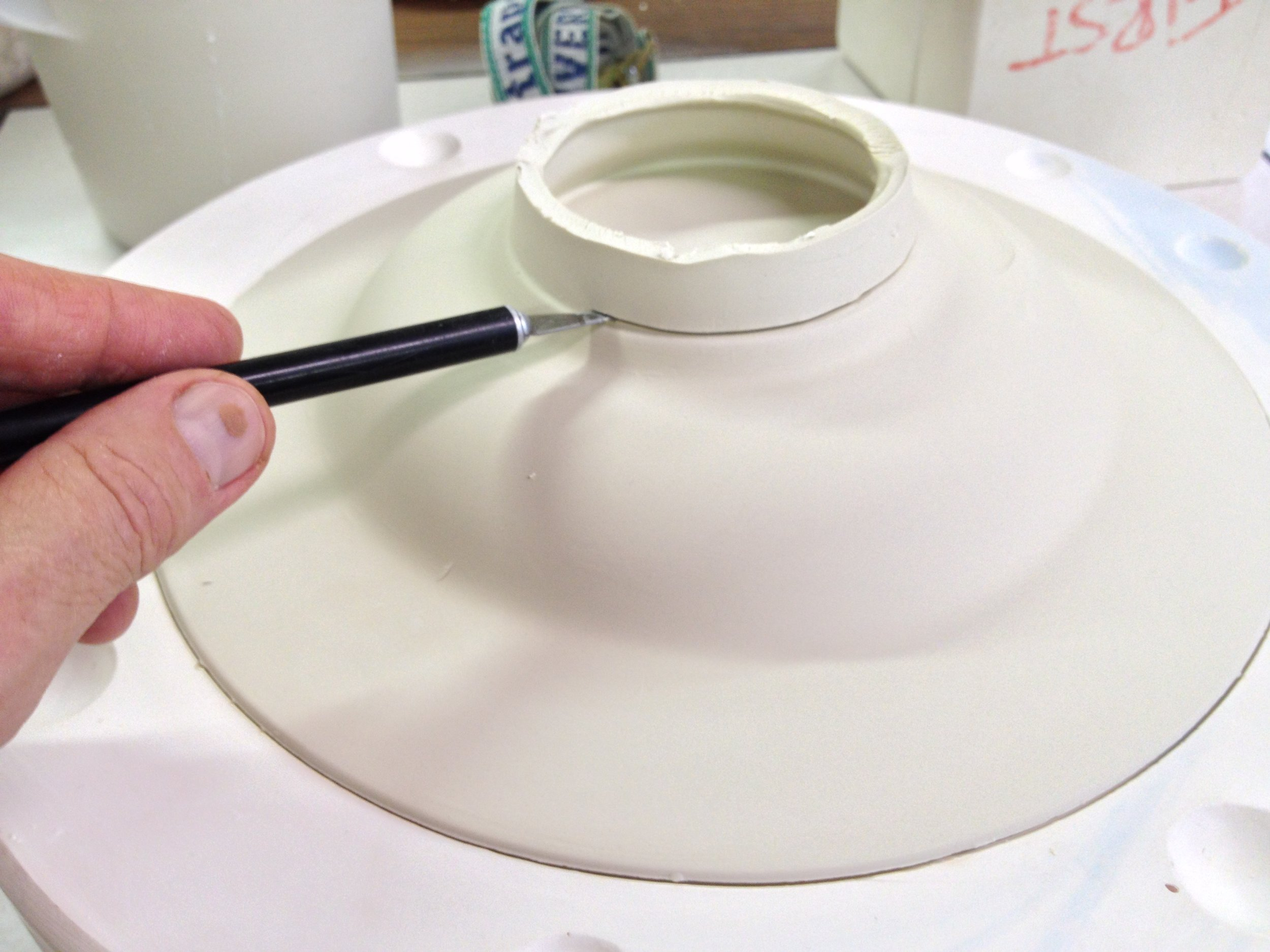 The Art of Mold-Making - Learn how to use plaster to make production-quality molds.