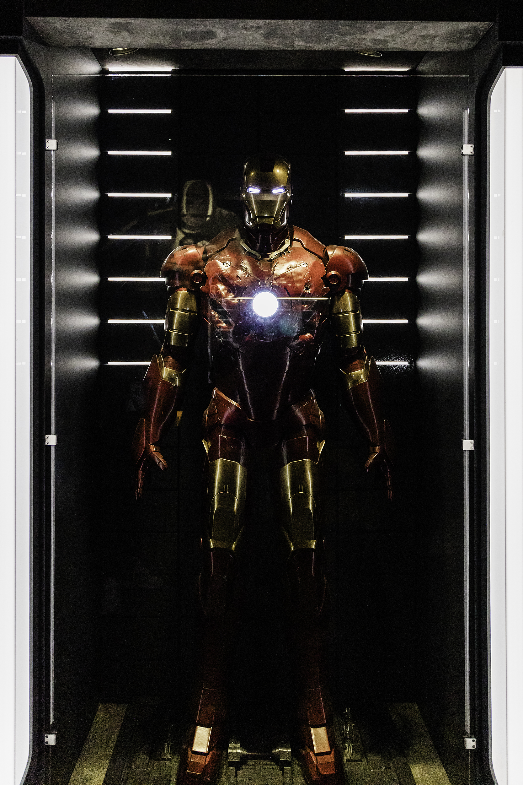 Mark III Iron Man Armor