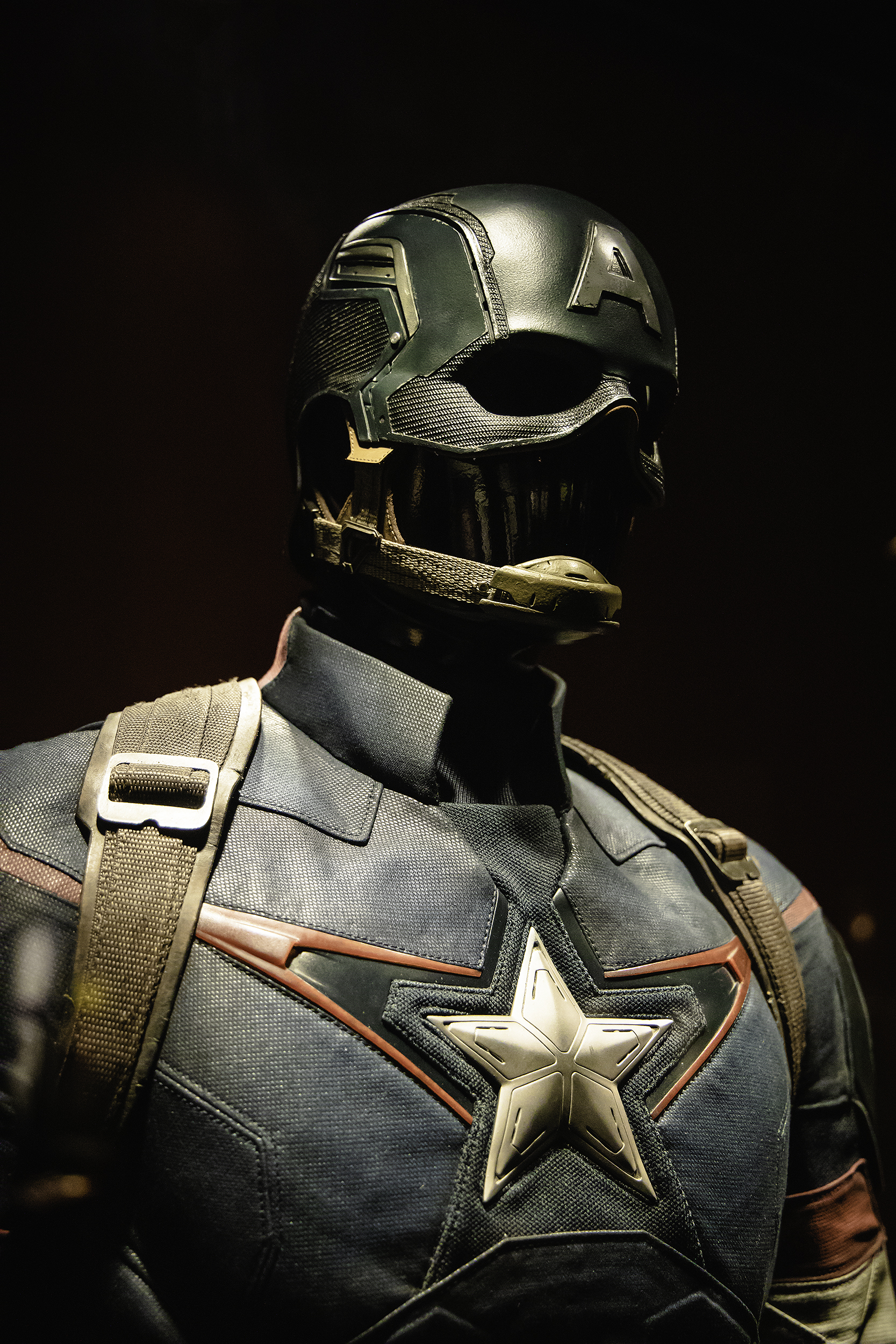 Captain America's Suit
