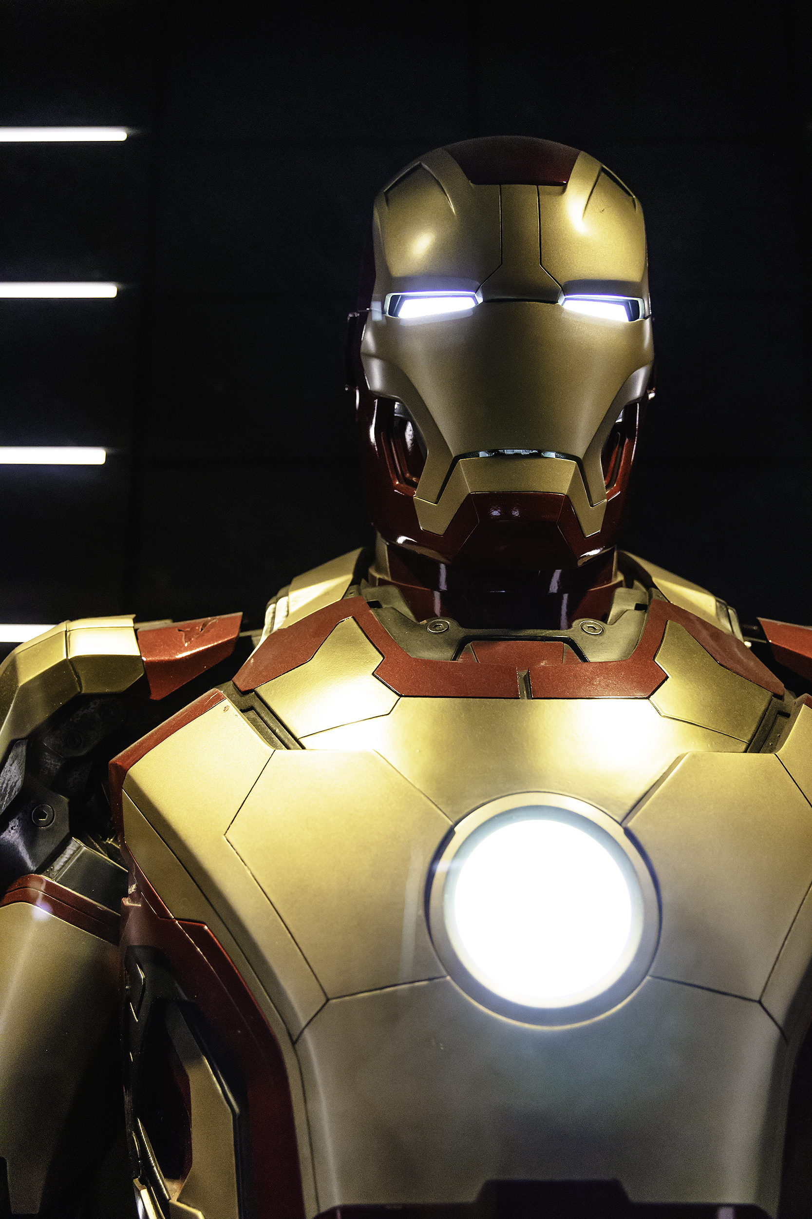 Mark XLII Iron Man Armor