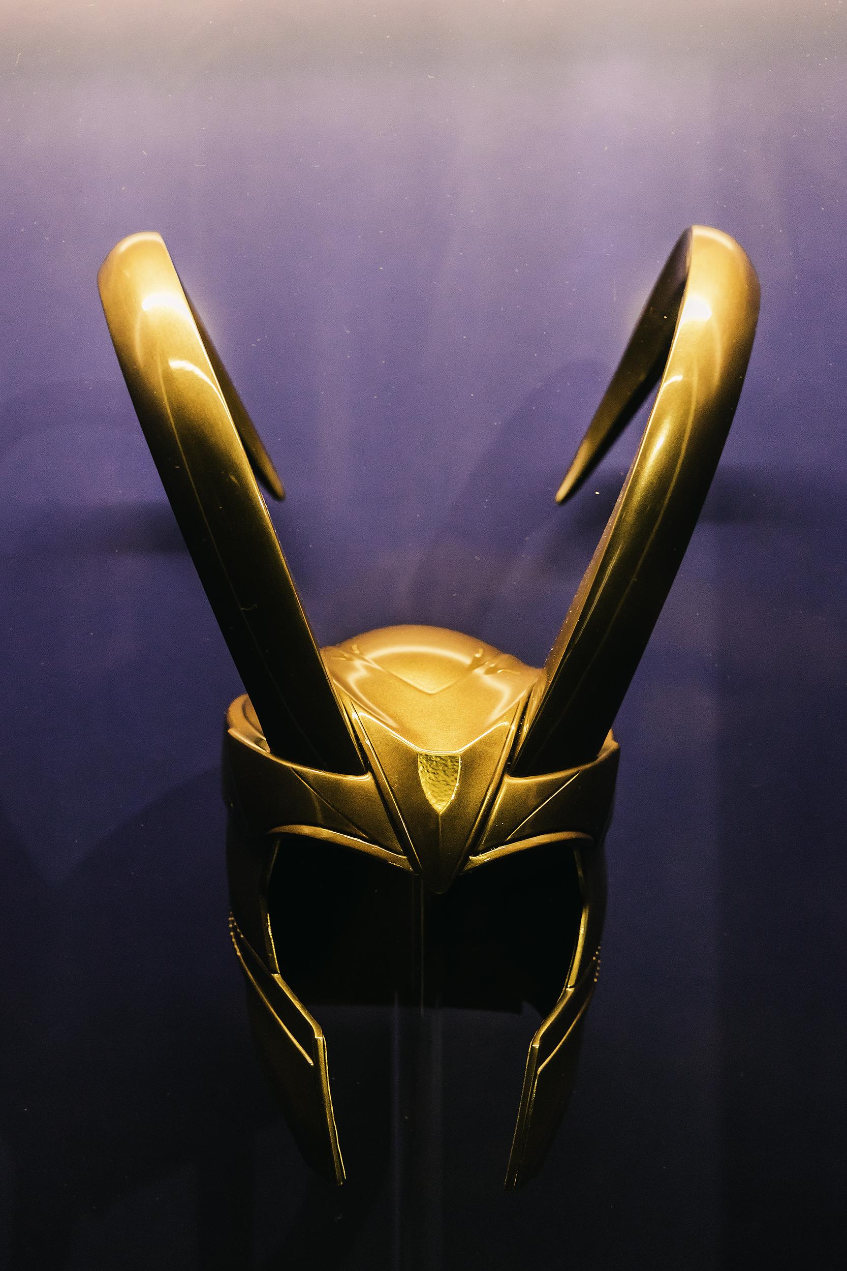 Loki's Helmet