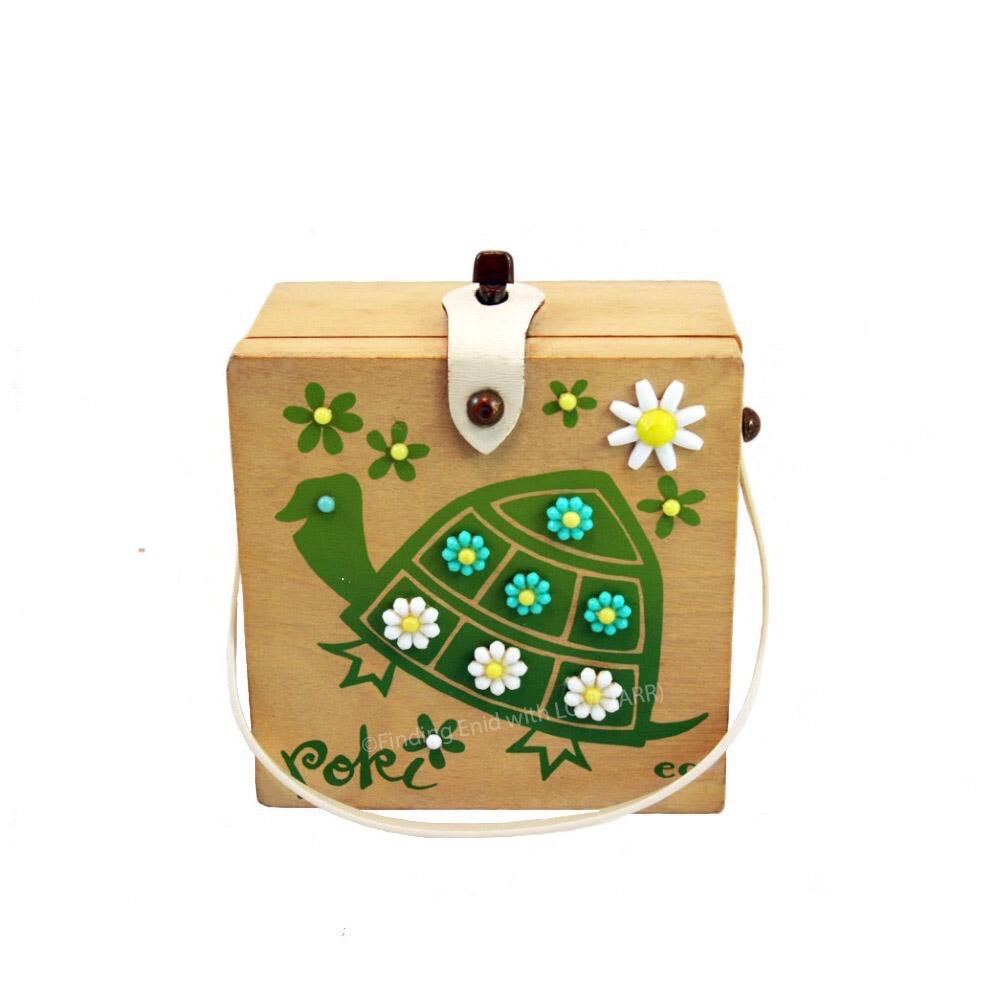 Poki cube green 5167 by Enid Collins.jpg