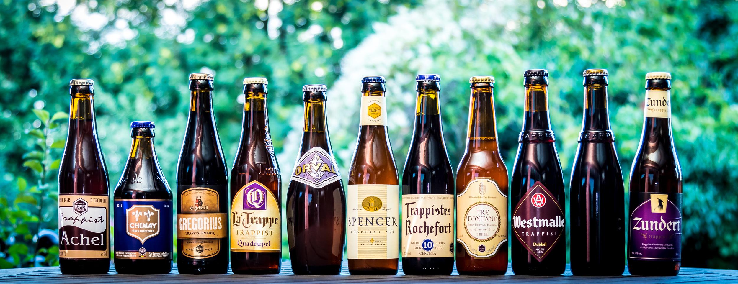 Trappist biraları sıralı tam liste...